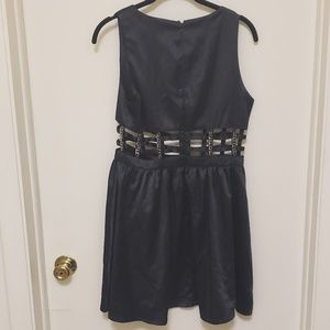 Nameless Dresses - Caged Dress